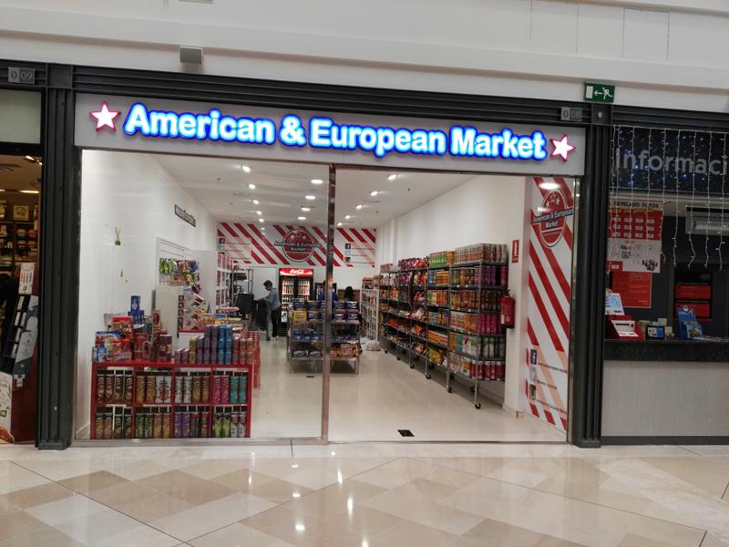 American & European