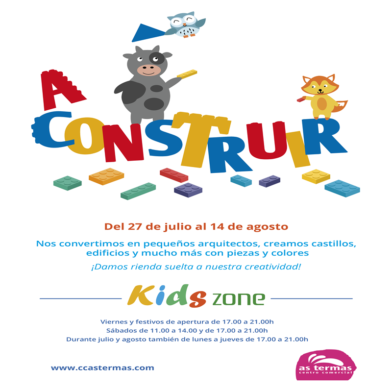 A construir Kids Zone