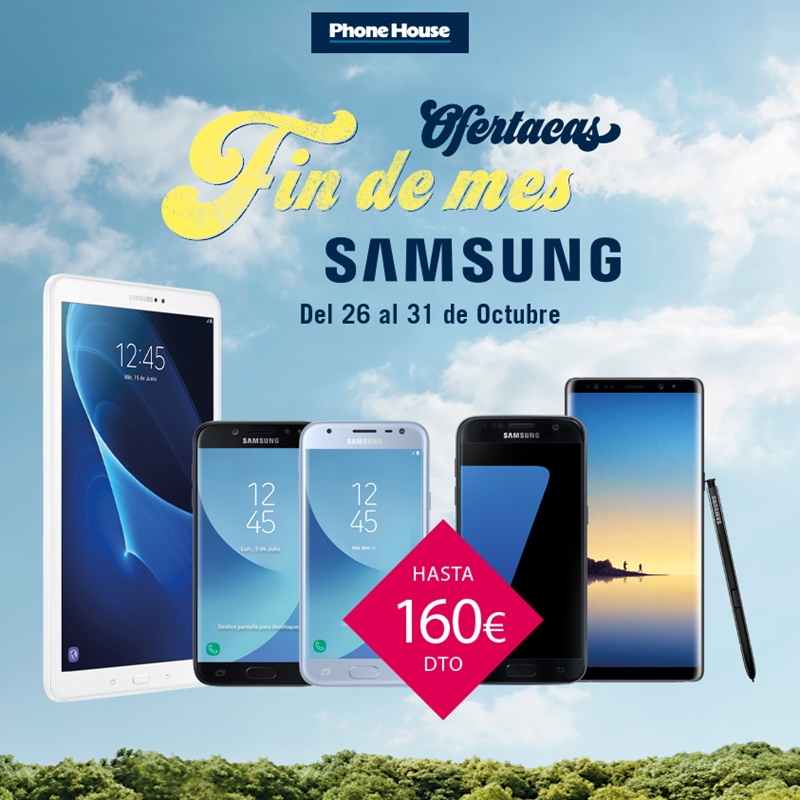 Ofertas y promos de 20 aniversario en The Phone House