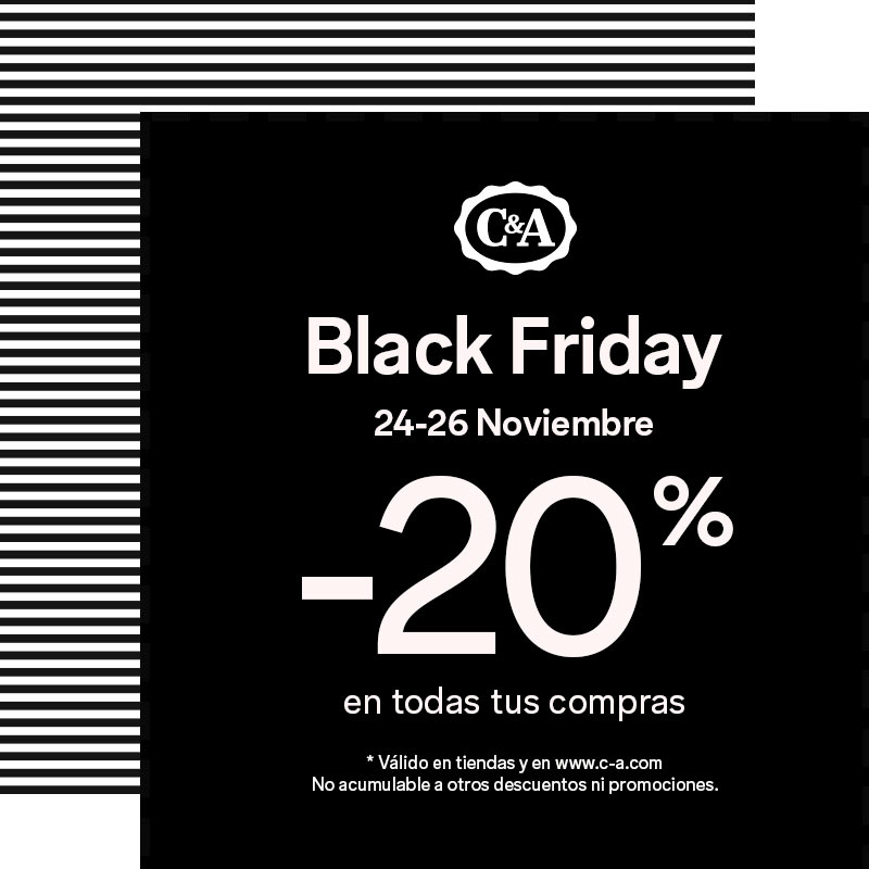 Black Friday en C&A