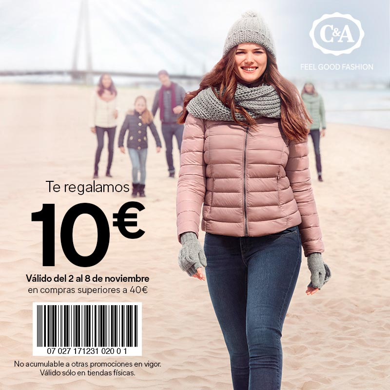 ¡Los esenciales para el frío te esperan en C&A!