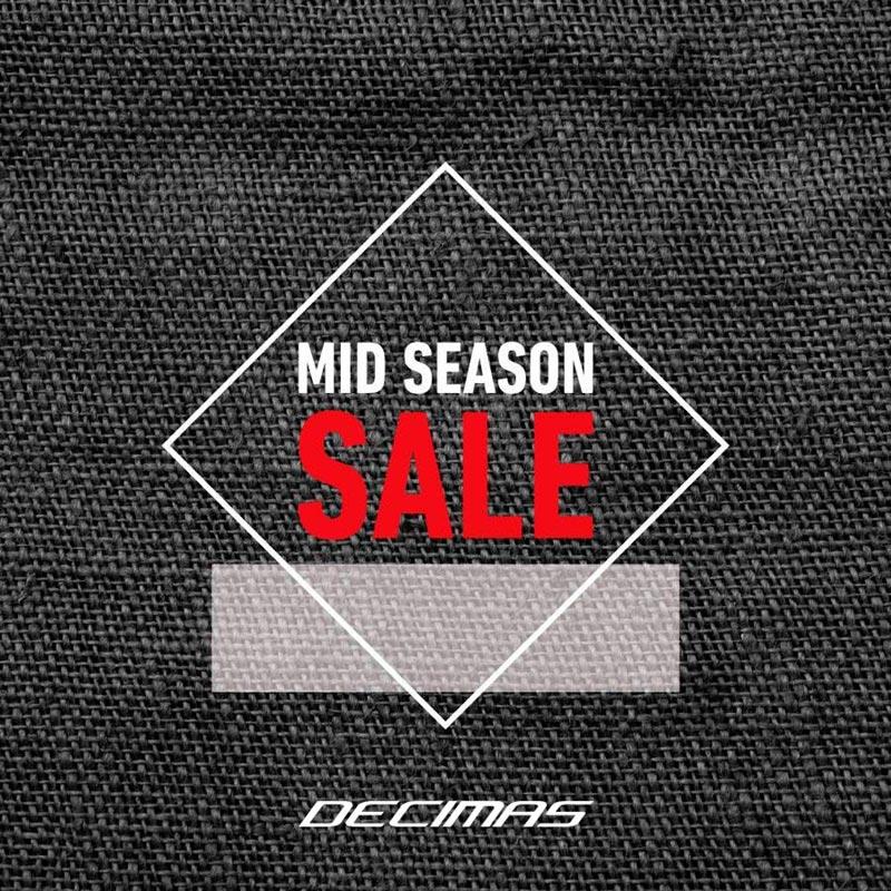 Mid Season Sale en Décimas