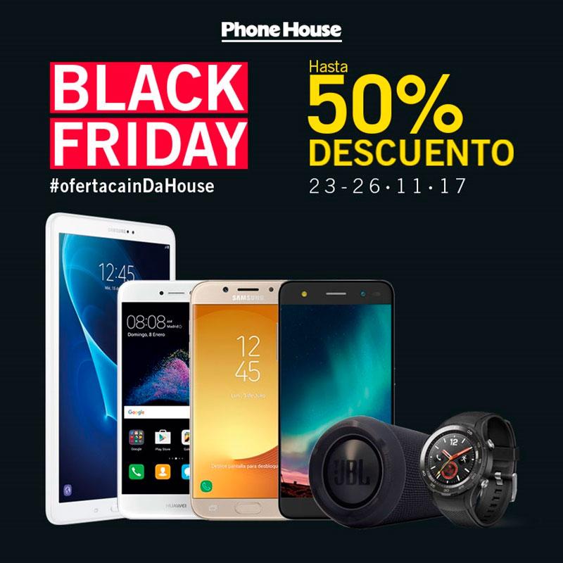 Black Friday en The Phone House
