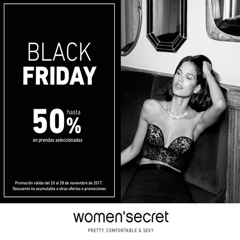 Black Friday en Women Secret