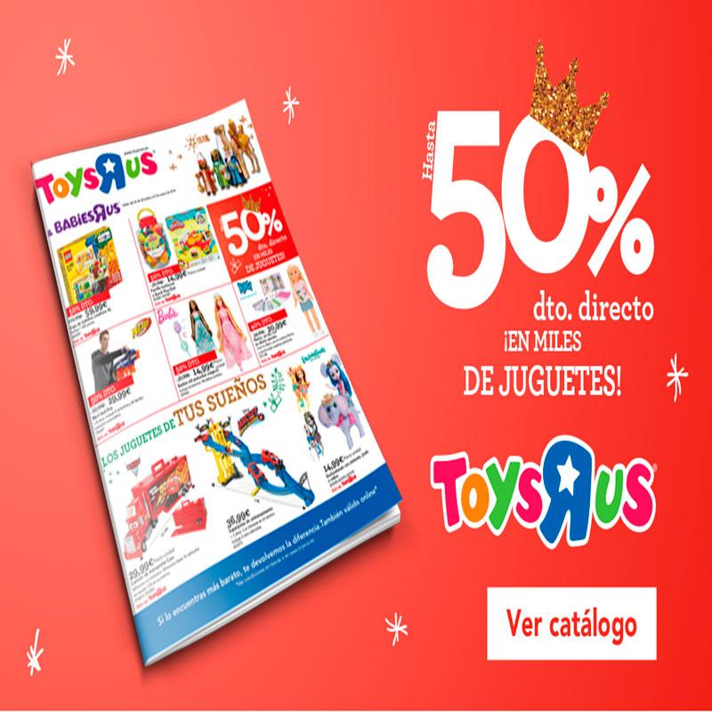 "Catálogo de Reyes en Toys""R""Us"