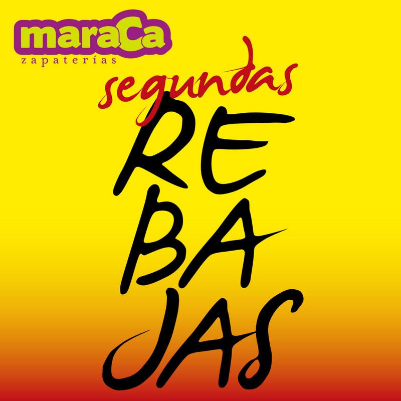 Las segundas rebajas ya están en Maraca!