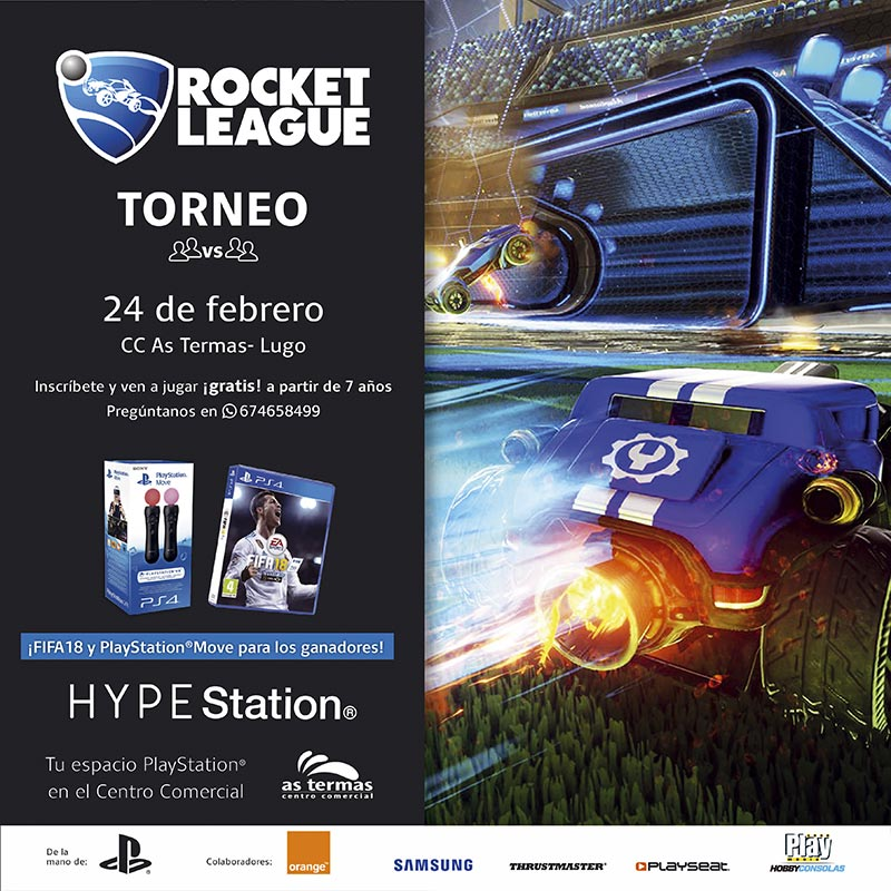 Torneo Rocket League As Termas CC