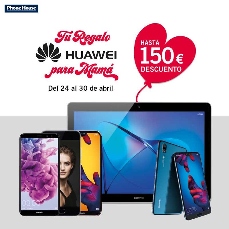 ¡Tu regalo Huawei para Mamá!