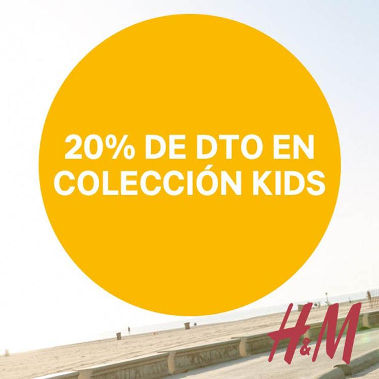 Aprovecha los descuentos de H&M