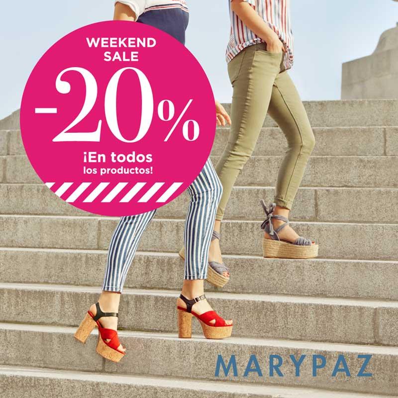 Weekend Sale en MaryPaz