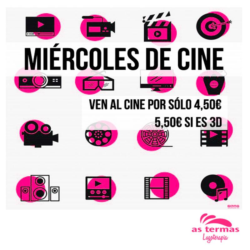 Miércoles de Cine en As Termas