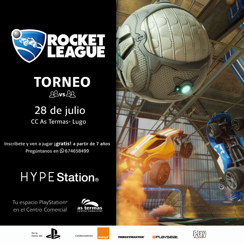 Torneo Rocket League CC As Termas