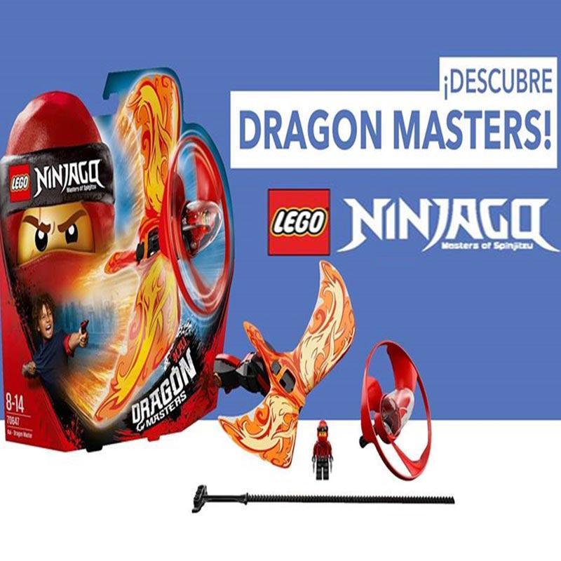 ¡Descubre Dragon Masters!