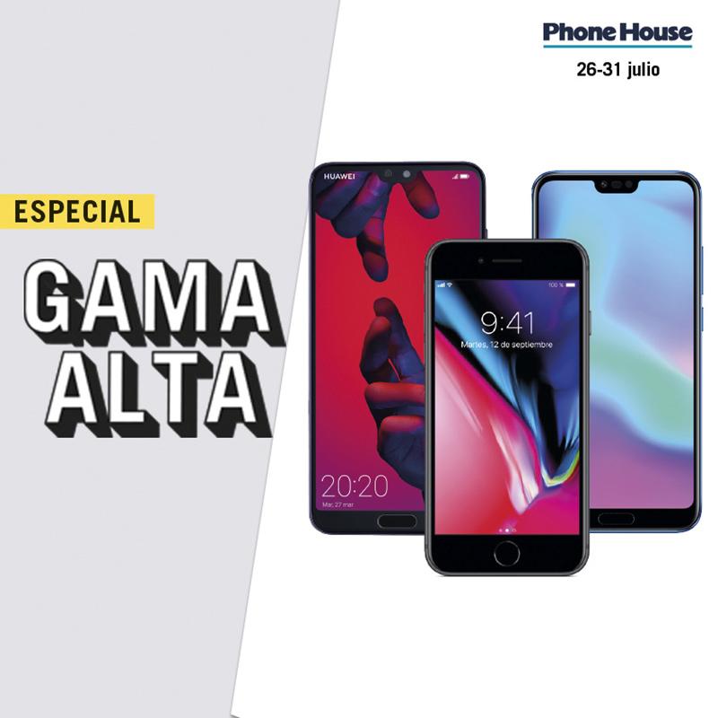 Especial Gama Alta