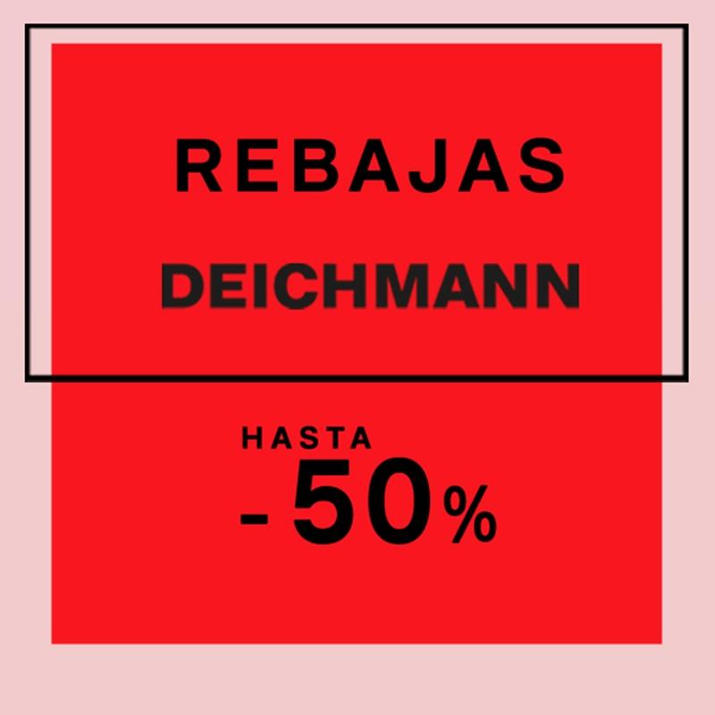 Rebajas en Deichmann