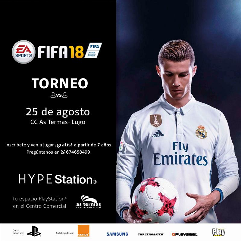 Torneo Fifa 2018