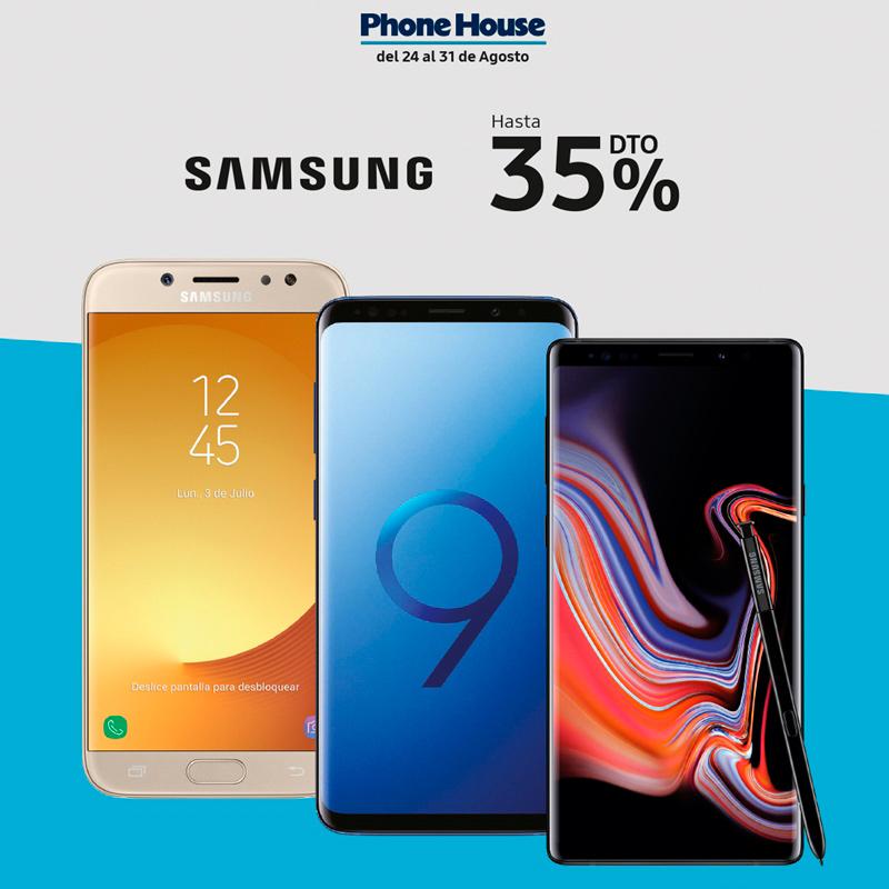Semana Especial Samsung