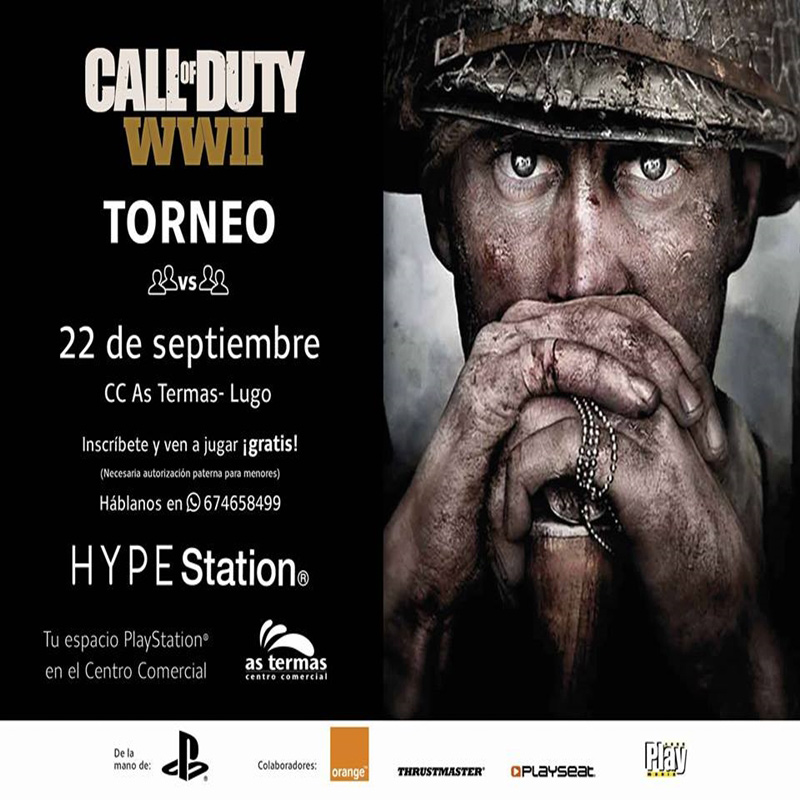 Torneo Call of Duty 2vs2