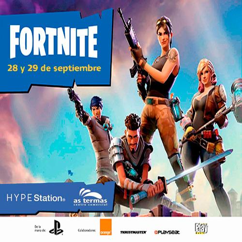 Torneo Fortnite: Battle Royale