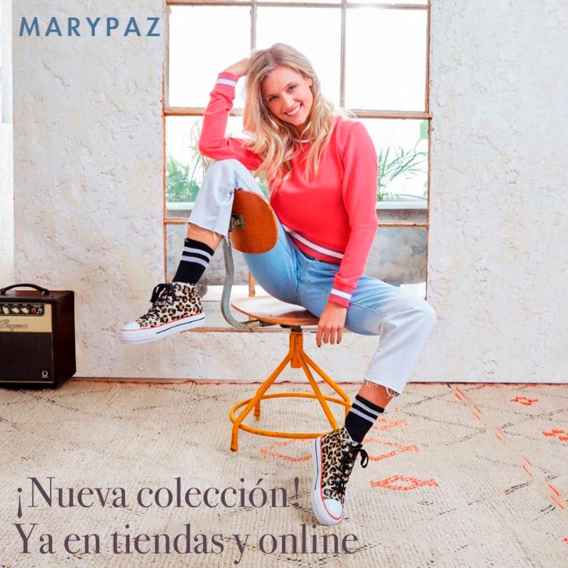 ¡Nueva colección en MaryPaz!