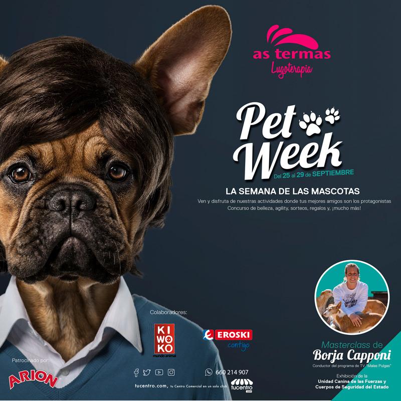 Pet Week del 25 al 29 de septiembre