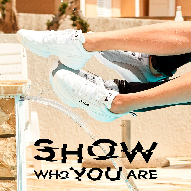 Show who you are – Fashion Sneakers