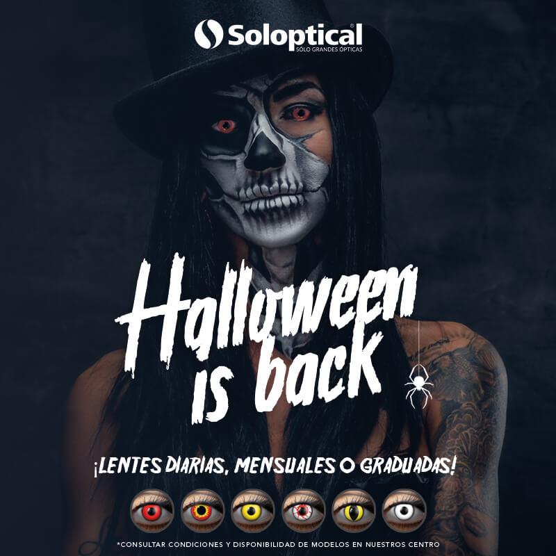 Halloween is back