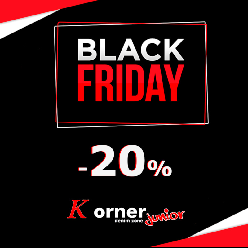 Black Friday en Korner Kids