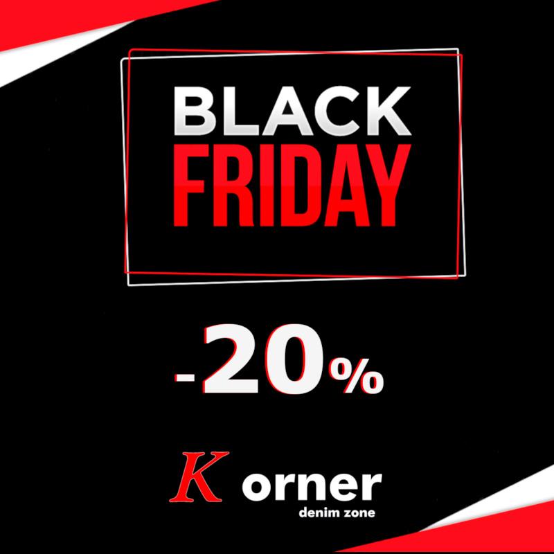 Black Friday en Korner
