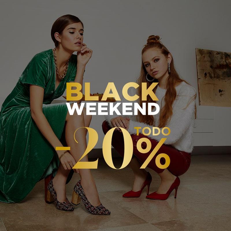¡Black Weekend con Marypaz!