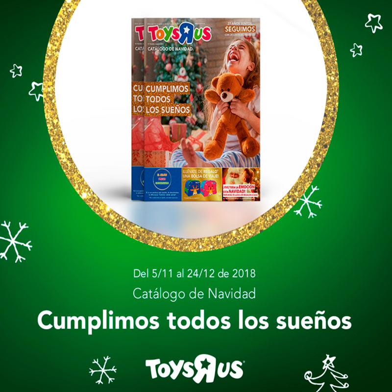 "Catálogo Toys""R""Us"