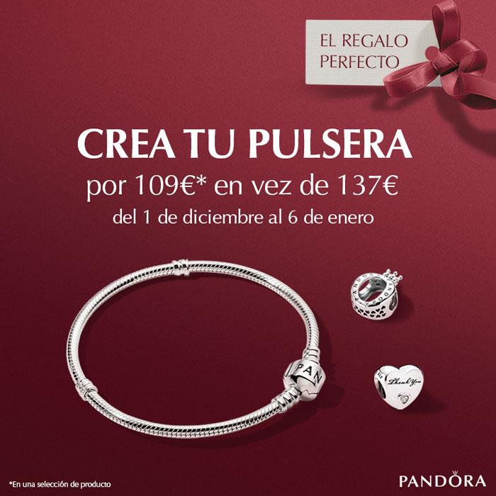 Promoción Navidad Pandora
