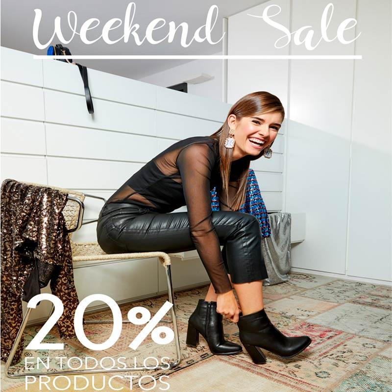 ¡Weekend Sale en MARY PAZ!