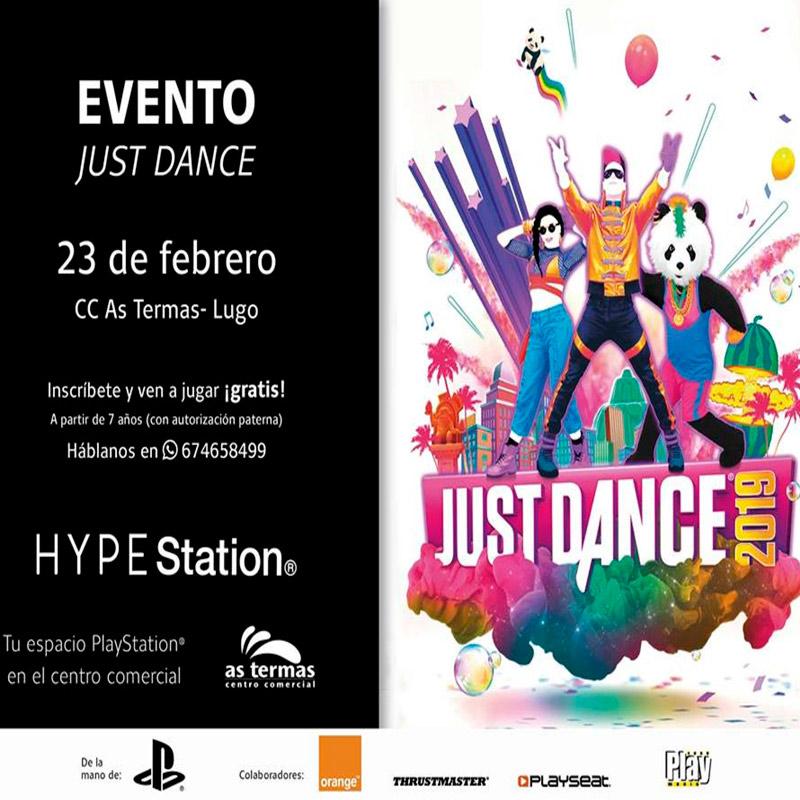 ¡Llega el torneo más movido, Just Dance!