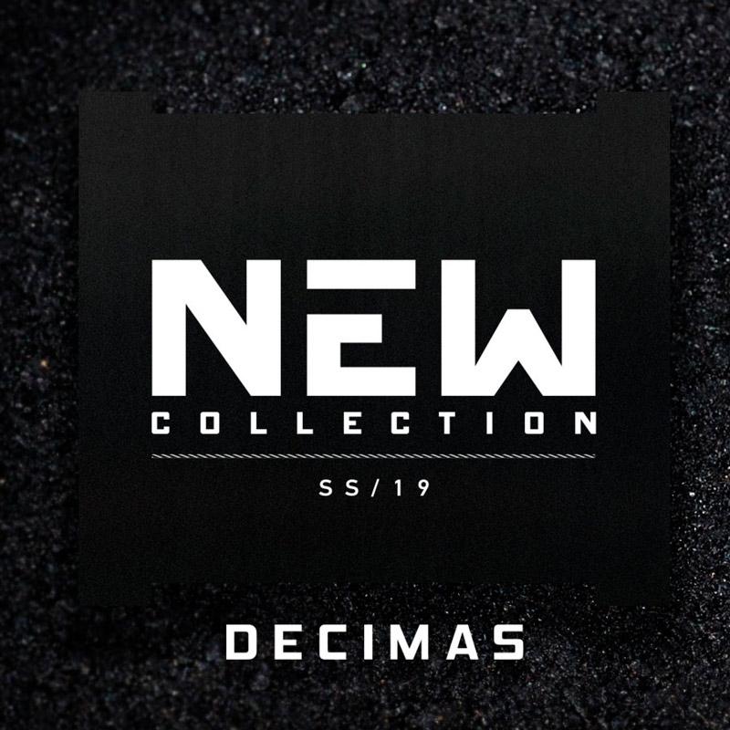 ¡Os presentamos LA NUEVA COLECCIÓN DECIMAS 2019!