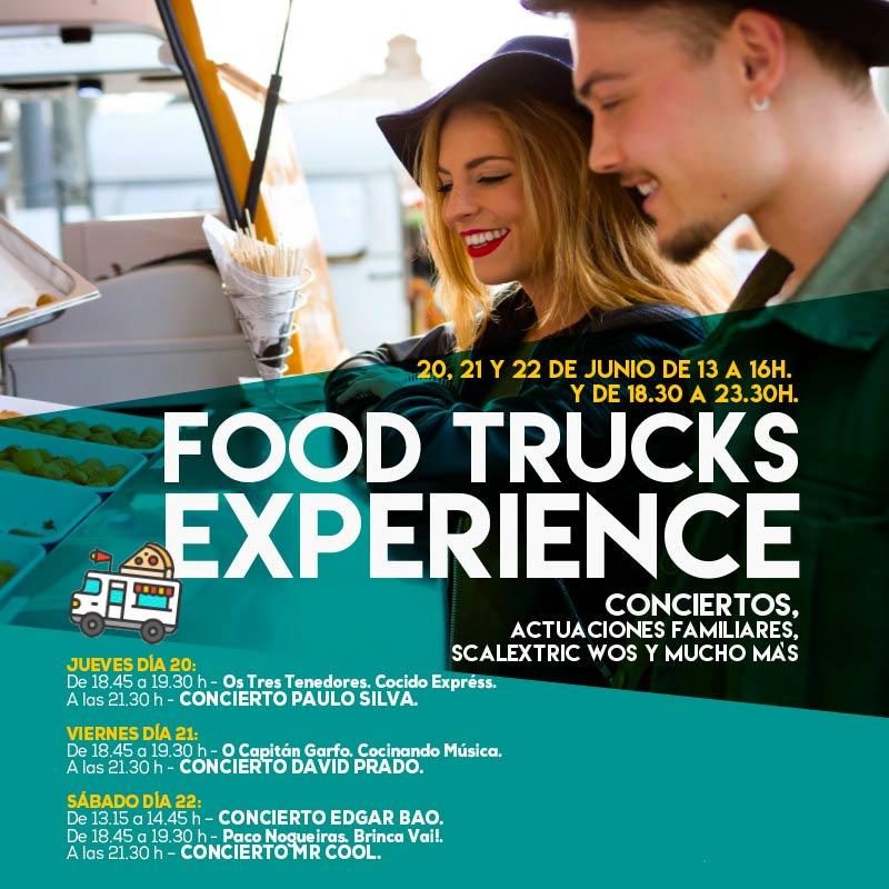 Food Trucks experience 2019