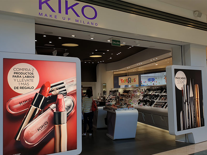 Kiko Milano Make Up