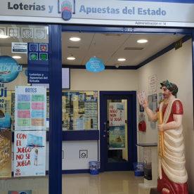 Lotería As Termas