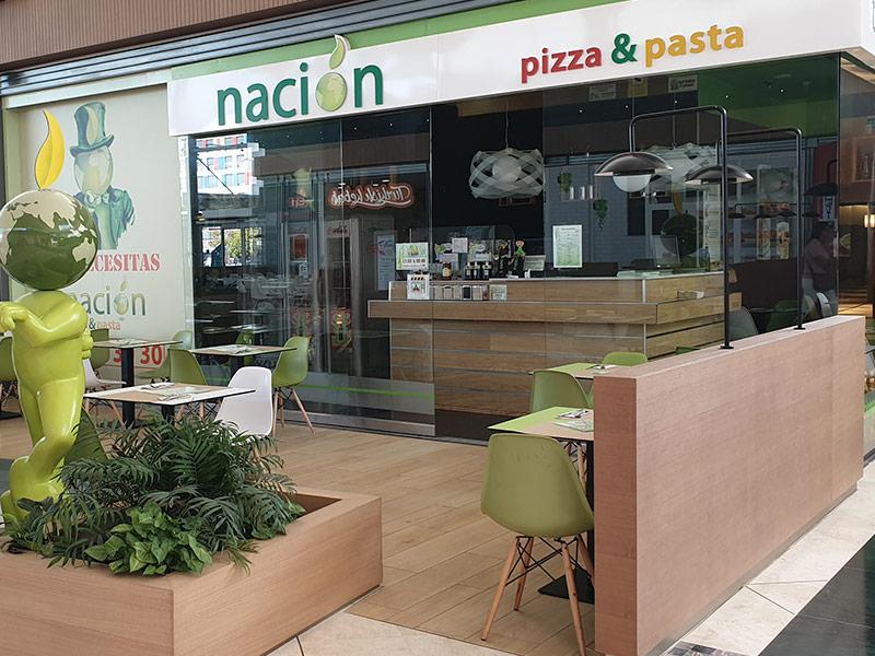 Nación Pizza y Pasta