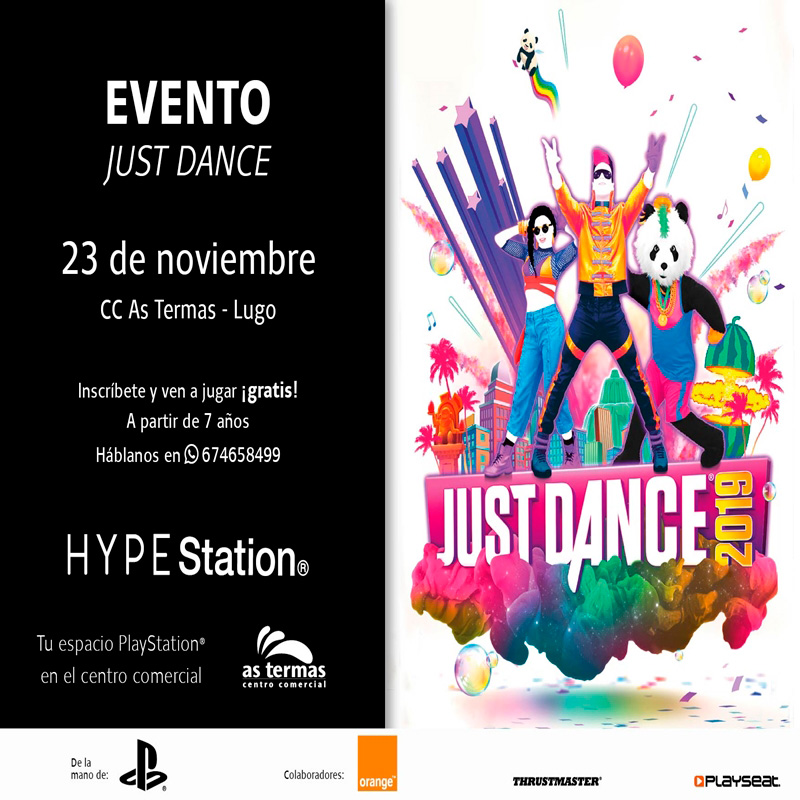 Torneo Just Dance
