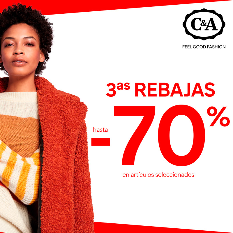 Promociones C&A As Termas