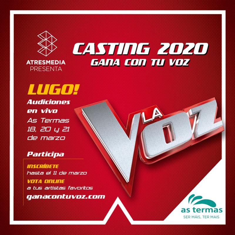 Casting Gana con Tu Voz 2020