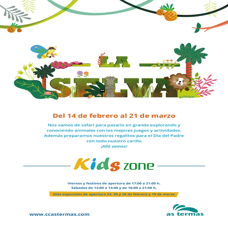 Kids zone: La Selva