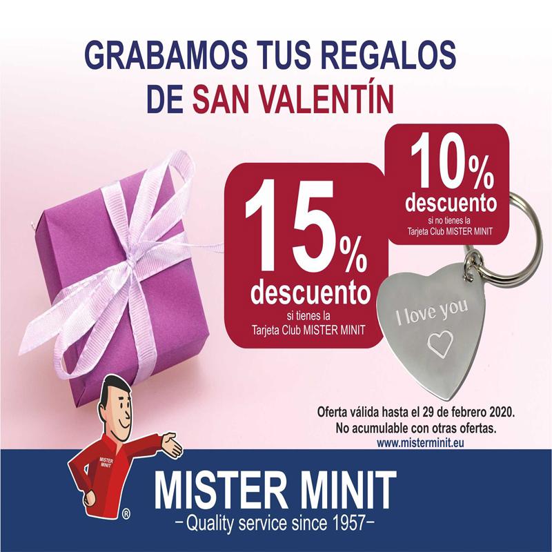 Promociones Mister Minit As Termas
