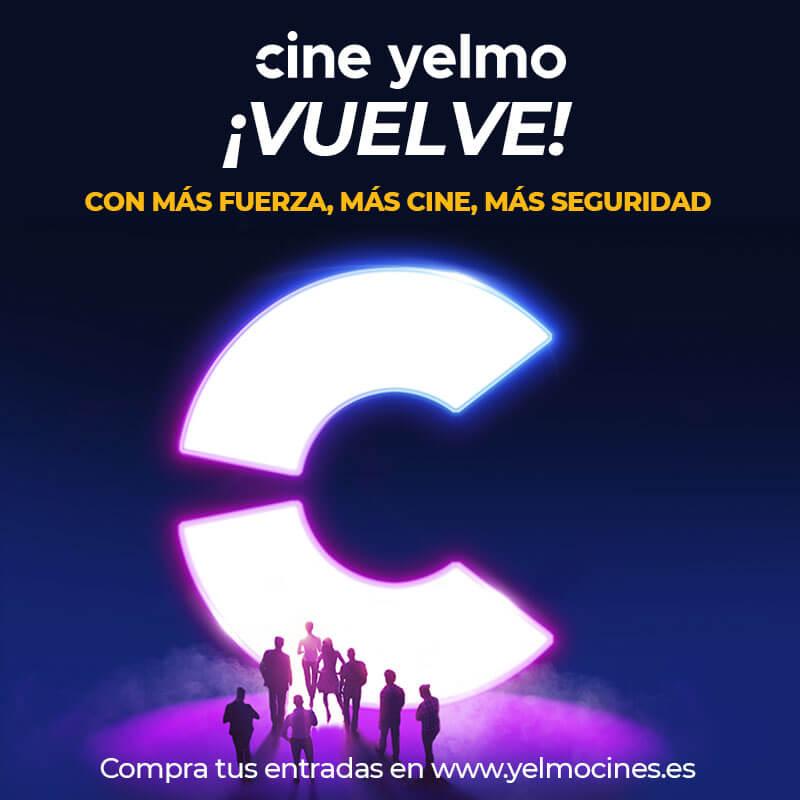 Vuelve Yelmo Cines a As Termas!