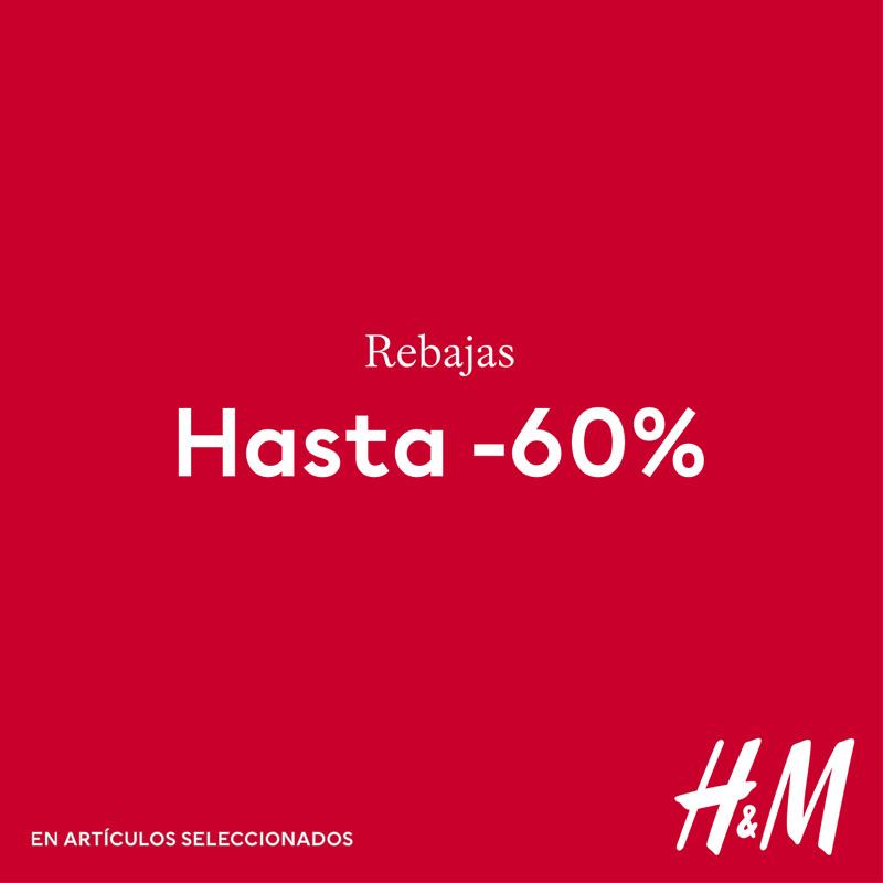 Promociones H&M As Termas