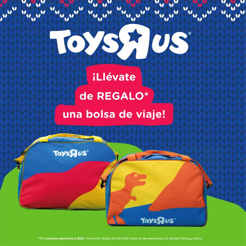 "Promociones Toys ""R"" Us As Termas"